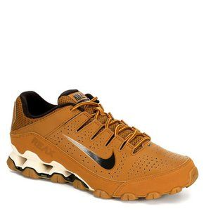 "Nike Mens Reax 8 Tr - Tan ""Excellent Condition!"""
